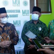 Wakil Menteri Agama: Gubernur Berhasil Bagun Kerukunan di Papua Barat