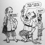 PUTAR PAPEDA (2): Mace Mo Bekeng Muka Kinclong, Siooo….!!