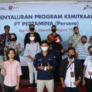 Pertamina Salurkan Rp2.86 Milyar untuk 54 Mitra Binaan Kota Jayapura, Kabupaten Jayapura dan Keerom