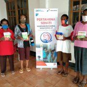 Pertamina SEHATI Laksanakan Pendampingan pada Posyandu Lansia