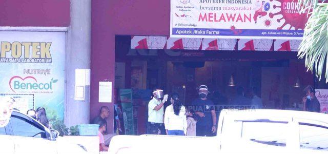 Satu Karyawan Bagian Gudang Hadi Supermarket Manokwari Positif Corona