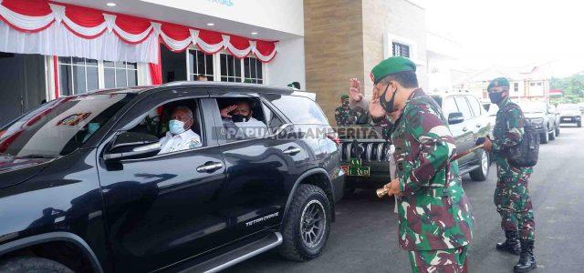 Pangdam, Mayjen Cantiasa Harap Anak Papua Terbaik Penuhi Kuota 1.000 Anggota TNI