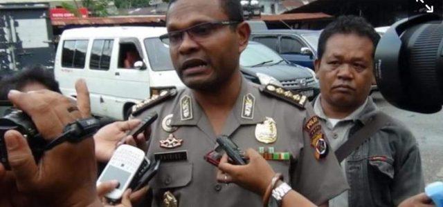 Selasa, Wakapolda Papua Barat Terima Kenaikan Pangkat Jadi Brigjen Polisi