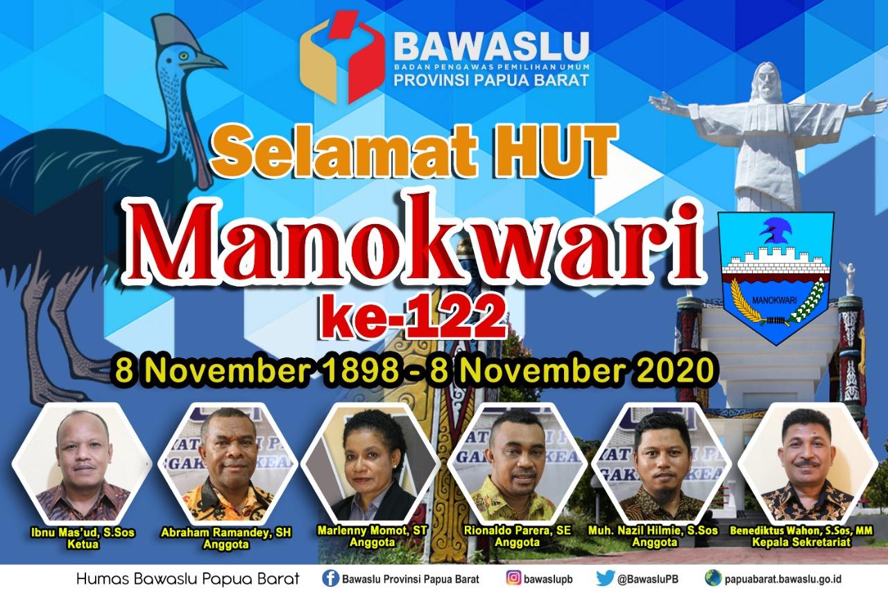 HUT Manokwari 2020