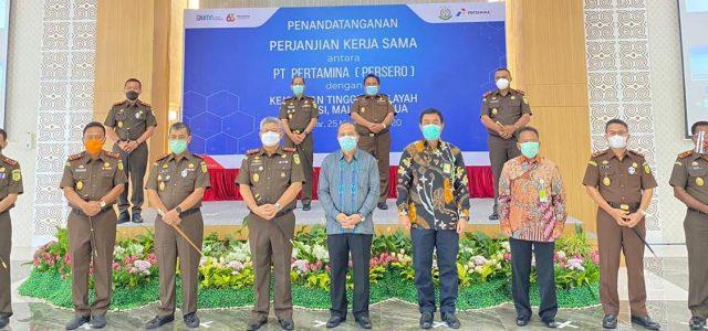Lima Point Penting Pertamina dan Kejagung Sepakat Jaga Aset Nasional