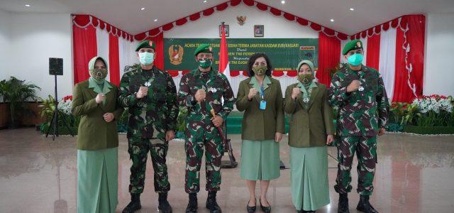 Brigjen TNI Djoko Andoko Jabat Kasdam XVIII/Kasuari