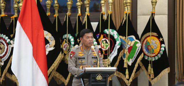 TNI dan Tim Terbaik Polri Back Up Kapolda Sulteng Buru Kelompok Mujahidin Pimpinan Ali Kalora