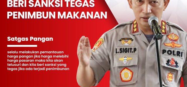Jokowi Tunjuk Listyo S Prabowo Jadi Kapolri, Ini Prestasi Jenderal Kelahiran Ambon