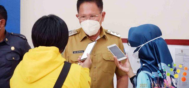 Wakil Bupati Manokwari Pesan, yang Sudah Divaksinasi Tetap Jaga Protokol Kesehatan