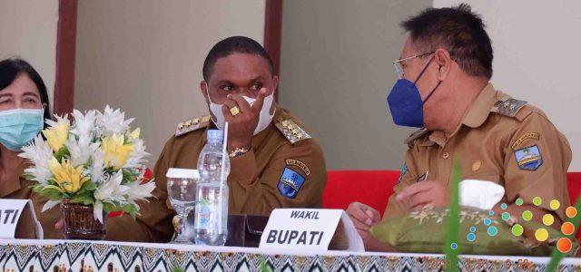 Bupati Manokwari Ingatkan OPD Perioritaskan Hal Penting dan Strategis