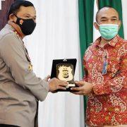 Menuju Polri Presisi, Kapolda Papua Barat Pimpin Pelatihan Pelayanan Prima Satuan Kerja
