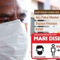 Kesembuhan COVID-19 Papua Barat 91,5 Persen, Manokwari Sembuh 10 Orang, Positif Tambah 16 Orang