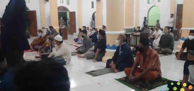 Subuh di Masjid Nurul Fatah Manorian, Kultum Ustadz Ahmad Nausrau: Keistimewaan Ramadhan