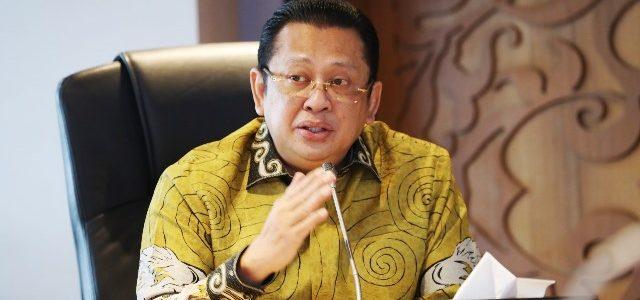 Ketua MPR: TNI – Polri Buru Terus Kelompok Kriminal Bersenjata di Papua
