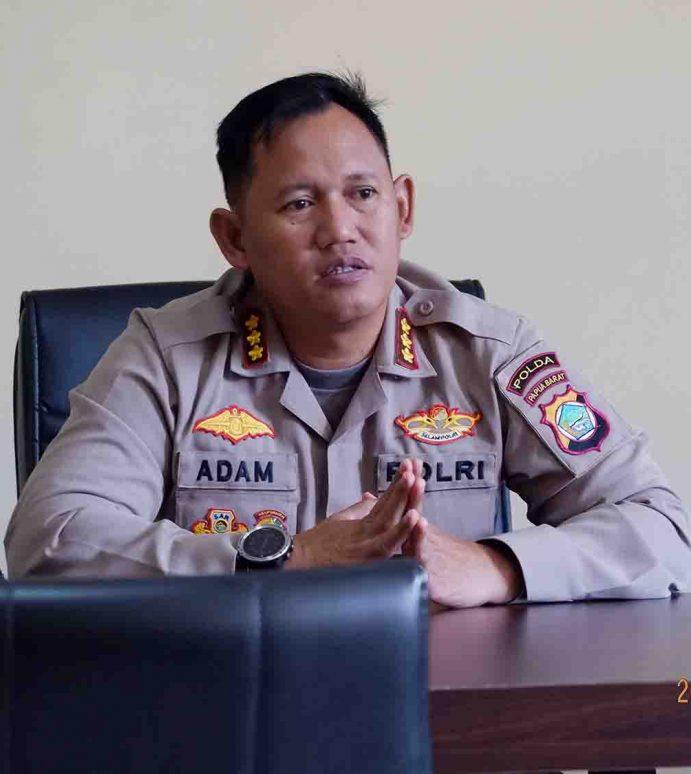 H -3 Tim Gabungan Operasi Ketupat Mansinam 2021 Imbau Warga Taati Protokol Kesehatan