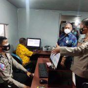 Gubernur dan Kapolda Resmikan Samsat Drive Thru di Sorong