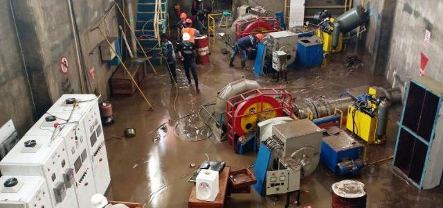 Terendam Akibat Banjir Bandang, PLN Sigap Lakukan Penormalan dan Penanganan PLTMH Walesi