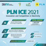 Kompetisi Inovasi PLN Berhadiah Satu Miliar Ditutup 24 Mei