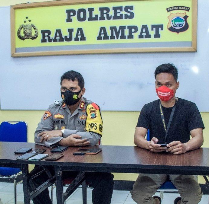 Ditangkap, Polisi Akan Jemput Pelaku Ujaran Kebencian Melalui facebook di Makassar