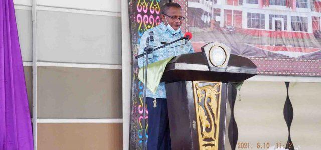 Petrus Kasihiw Minta Unipa Buka Fakultas Pertambangan di Bintuni