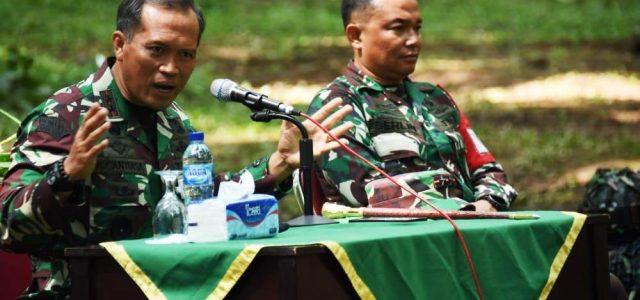 Pangdam Kasuari Temui Siswa Bintara Otsus di Rindam Jaya, Beri Kebanggan untuk Orang Tua