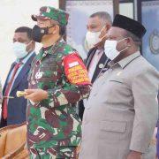 Gubernur Ingatkan Bupati Bintuni Ambil Kebijakan Strategis Atasi COVID-19