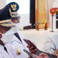 Bupati Bintuni, Kasihiw Tekankan Persatuan, Kilang LNG Train 3 Hampir Rampung
