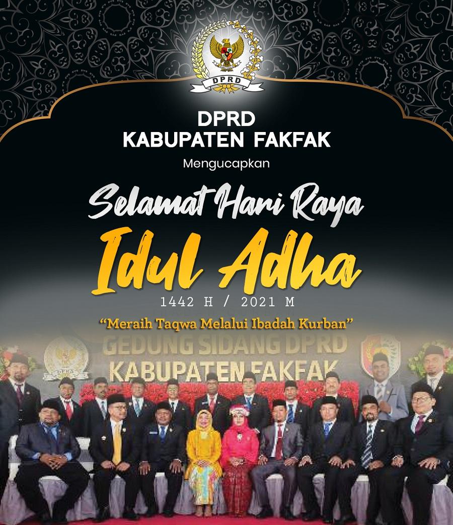 DPRD Fakfak IDUL ADHA