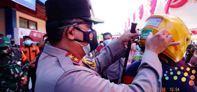 Kapolda: Animo Masyarakat Mengikuti Vaksinasi di Papua Barat Tinggi