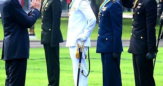 Presiden Lantik Perwira Remaja TNI dan Polri, Anak Papua Raih Adhi Makayasa AAL