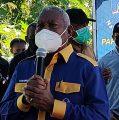 Partai NasDem Papua Barat Gandeng Pemerintah Gelar Vaksinasi dan Bagi Sembako