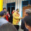 Di Distrik Bahamdandara, Sekda Fakfak Resmikan Penggunaan Gedung Gereja GKI El-Roi