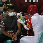 Polda Papua Barat Gelar Vaksinasi di Pondok Pesantren Hidayatullah Manokwari